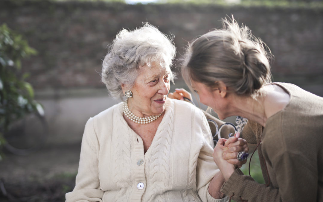 Caregiving Blog: Caring for Elderly Parents