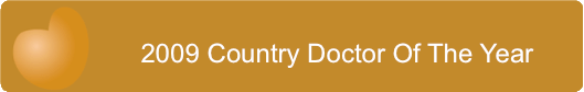 2009 Country Doctor Of The Year
