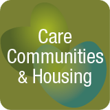 Care communities housing