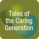 Tales of caring generation