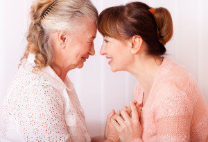 balancing a caregiving role for women