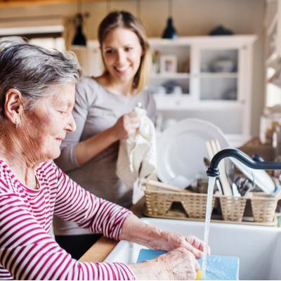 Caregiving Blog: Becoming A Caregiver for An Aging Parent