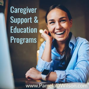 caregiver support and education