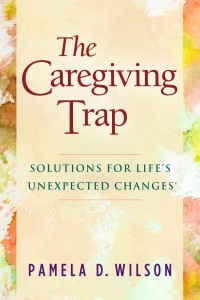 The caregiving trap book