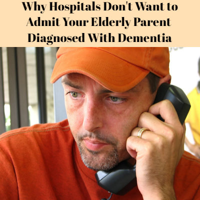 Dementia Patients Dumped from Hospitals