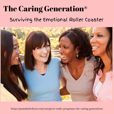 Surviving the Emotional Rollercoaster – Aug 14, 2019