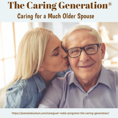 caring for a much older spouse