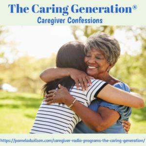 caregiver confessions