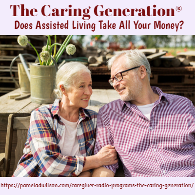 does assisted living take all of your money