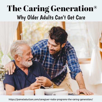 why older adults cant get care