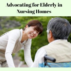 Elderly in Nursing Homes