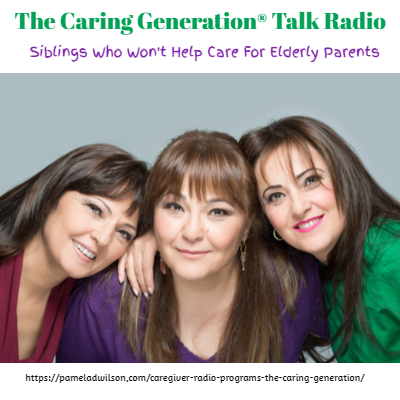 Siblings Won't Help With Elderly Parents – The Caring Generation®