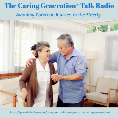 What Causes Falls In the Elderly – The Caring Generation®