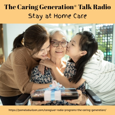 Stay at Home Care for Elderly Parents – The Caring Generation®