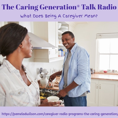 What Does Caregiver Mean