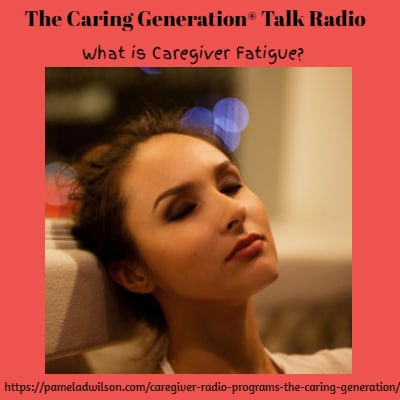 What is Caregiver Fatigue Exhausted Caregiver