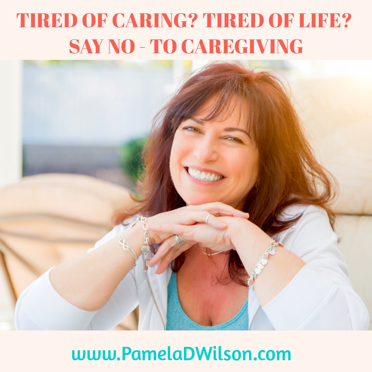 Tired of Caring? Tired of Life? Say No to Caregiving