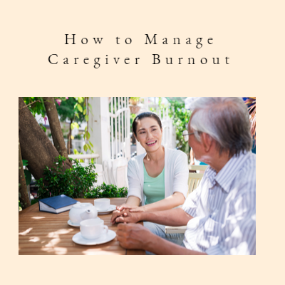 Caregiving Blog: The Duty to Caregive; How to Manage Caregiver Burnout When You Hate What Caregiving is Doing to Your Life