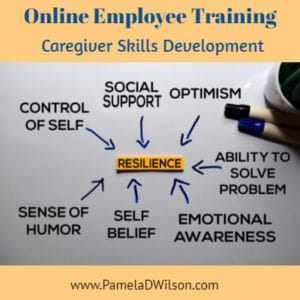 Caregiver skills training