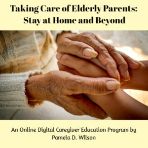 Taking Care of Elderly Parents Stay at Home