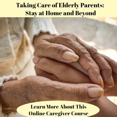 Care of elderly parents