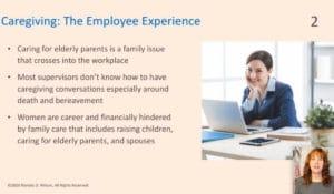 Human Resource Caregiving