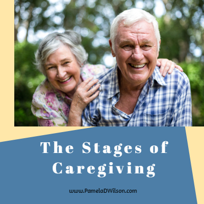 Caregiving Blog: The Four Stages of Caregiving for Elderly Parents