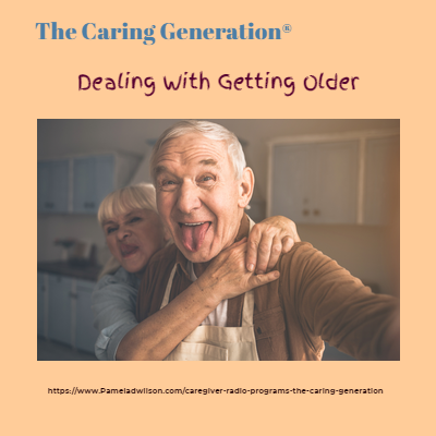 Dealing With Getting Older