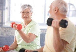 Exercise Avoids Alzheimer's and Dementia