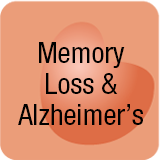 Memory loss impairment