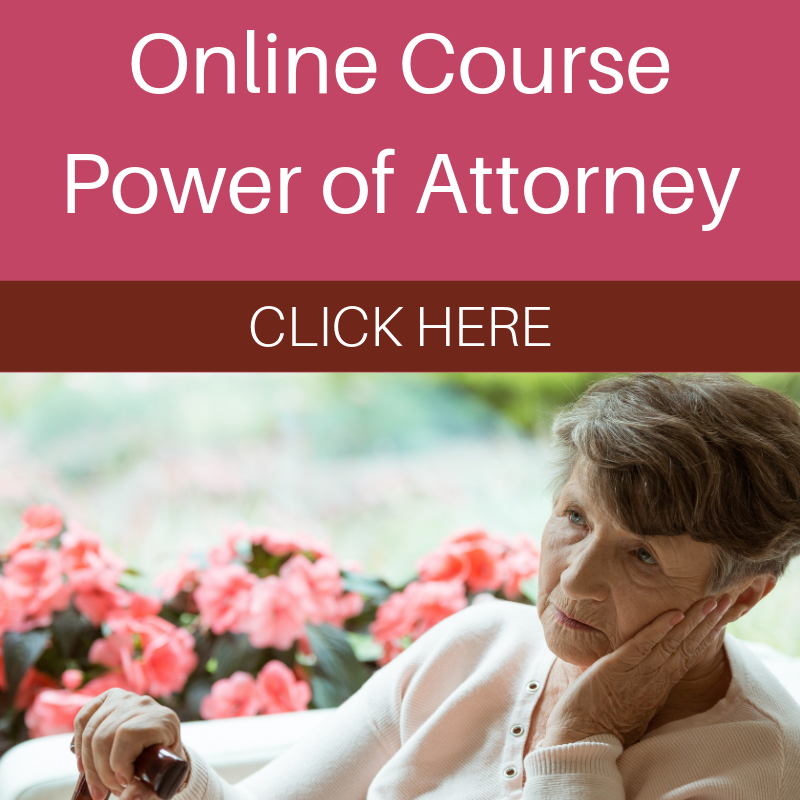 power of attorney course